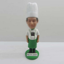 Customized Cooks bobbleheads