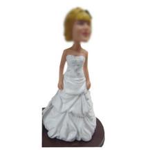 Bobbleheads custom of Bride
