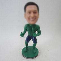 hero custom bobbleheads