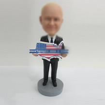 Bobbleheads custom best sale