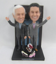 King heels custom bobbleheads