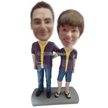 custom couple bobbleheads