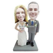 custom wedding bobblehead dolls