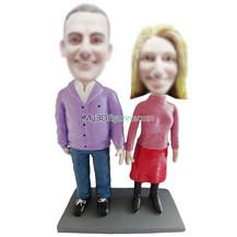 custom couple bobblehead dolls