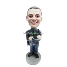 custom police bobblehead dolls