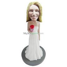 Bobbleheads custom Bride