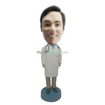 Customized doctor bobble head