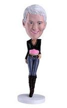 Custom Bobblehead Woman Outfit 2