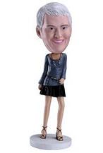 Custom Bobblehead Woman Outfit 4