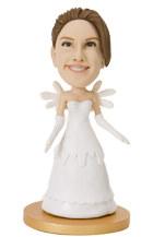 Personalized Female Bobblehead
